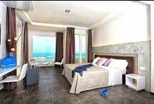 Deluxe Room / Spacious room with panoramic sea-view
