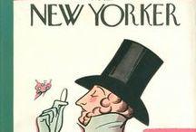 The NEW YORKER / by Dmitriy Bond