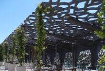 Pergolas, Trellises & Structures
