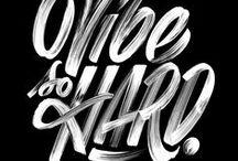 Typography / typography / graphic design