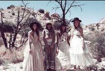 boho fashion inspiration / Beauty-full bohemian inspiration...