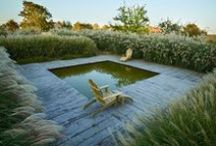 Outstanding Landscape and Lighting Design / Gardens,  greens, and public spaces we'd love to inhabit