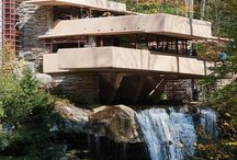 Frank Lloyd Wright / The amazing architecture by Frank Lloyd Wright.