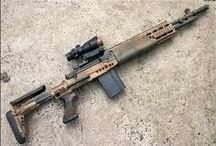 Tactical Rifles / Tactical Rifles and Assault Rifles
