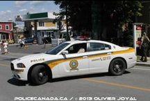 Quebec Provincial Police Department / The Quebec Provincial Police Department also known as the Sûreté du Québec