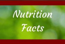 Nutrition Facts / The best nutrition facts on Pinterest, follow for daily smart pins!