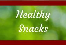 Healthy Snacks / The best healthy snacks on Pinterest. Follow for daily recipes!