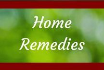 Home Remedies / The best home remedies on Pinterest, follow for daily home remedies