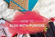 Better Blogging / Learning to do it well