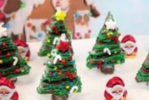 Holiday - Christmas crafts and food