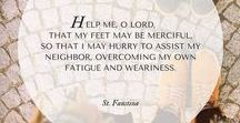 Year of Mercy / Praying, learning, practicing mercy during this Jubilee Holy Year.