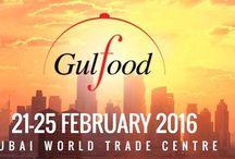 Gulfood 2016 / 21-25 Febbraio - Dubai, World Trade Center