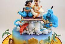 Вечеринка в стиле...  Aladdin (Аладдин и Жасмин)