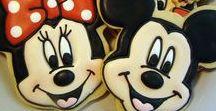Вечеринка в стиле...  Mickey & Minnie Mouse (Микки и Минни Маусов)