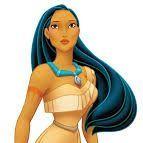 Вечеринка в стиле... Pocahontas (Покахонтас)