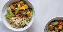 Bowl Recipes / There's nothing more comforting than eating out of a bowl! From Hawaiian Poke bowls to Sri Lankan Curries, we've rounded up our favourite bowl recipes to inspire you & tickle your tastebuds.