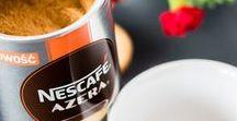 NESCAFÉ AZERA <3 / Nescafé Azera wysokiej jakości kawy stworzone przez baristów NESCAFÉ dla osób które chcą choć na chwilę wcielić się w rolę baristy i poczuć się jak we włoskiej kawiarni. Nescafé Azera Americano to delikatna aromatyczna kawa w sam raz na duży kubek i długi relaks,a espresso to zdecydowanie mocniejsza kawa o intensywnym smaku i aksamitnej piance idealna na poranne przebudzenie .  Trudno się zdecydować,która kawa jest lepsza obie mają doskonały smak i smakują wyjątkowo..#NescafeAzeraJestemBarista