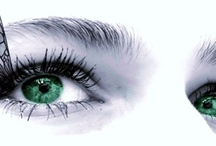 Color Me Green Contacts / A collection of stunning green contact lenses by Color Me Contacts. Check them out at: http://www.colormecontacts.com/green/