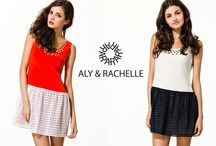 ALY & RACHELLE: SS13 / A mid-high end fashion label from London.    This is our SS13 collection.  This collection was inspired by abstract painting of nature.