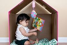 Crafts for kids / by Jennifer Bell-Blase