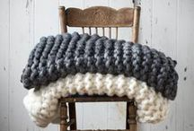 "Crochet & Knitting / ""There is no right way to knit; there is no wrong way to knit.  So if anybody kindly tells you that what you are doing is ""wrong,"" don't take umbrage; they mean well.  Smile submissively, and listen, keeping your disagreement on an entirely mental level.  They may be right, in this particular case, and even if not, they may drop off pieces of information which will come in very handy if you file them away carefully in your brain for future reference.""  - Elizabeth Zimmerman"