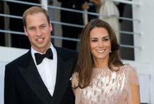 Duchess of Cambridge, Kate Middleton / Prince William's  Bride  and future Queen / by Mary Jo Webb