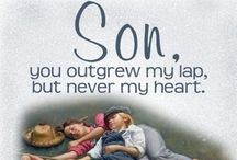 My life, my boys / Thoughts