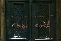 l'hiver...♥ Noël