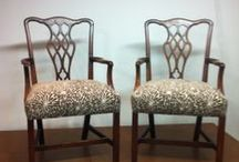 Kittinger Chairs  / Early 1900's Kittinger Chairs