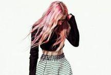 Kayla Hadlington / Women's fashion meets music.