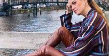 Michelle Verpuggi - Supongo Estilo / Women's fashion meets music.