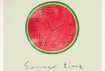 It's one of those pretty summer, summer days / ☼