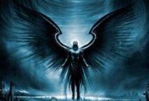 Árnyból az angyal / Árnyból az angyal című regényemhez utólag gyűjtögetett képek, melyek valamilyen módon kapcsolódnak a könyvhöz, tartalmilag vagy hangulatilag. :)