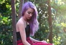 Sera Brand - Stardust Bohemian / Women's fashion meets music.