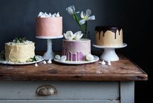 Cakes / Cakes in all shapes and colors!