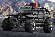 Tough Offroad Vehicles / Very capable or at least tough looking Offroad Vehicles