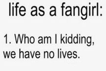 Fandoms/Feels / You can find the life of a fangirl in here... Wait, no... We don't have a life... Nevermind...