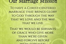 Christ-Centered Marriage / Christian marriage
