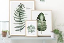 Decorating / Inspiring decorations for the home...