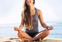 Fitness / Happy & healthy fitness exercises