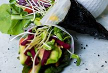 Irresistible raw food / Raw living foods, colorful and vibrant!