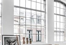 Lovely windows / Beautiful windows with breathtaking views...