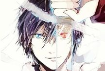 Noragami❤️ / Yato, God of calamity!! - Or the hottest God of them all