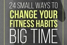 Fitness Tips / Staying fit helps your overall health. Try these fitness tips to get started!
