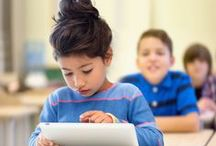 Kids & Technology / We live in a digital world and understanding how to raise our children in it can be a challenge. At Kids 'R' Kids of West Allen we believe in integrating technology into our learning curriculum in order to enable our children to flourish in this digital world.