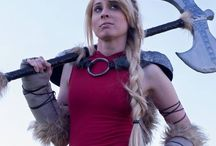 Astrid / Inspiration for and photos of my Astrid Cosplay