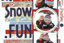 Snow much fun (pages)