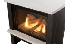 Valor Fireplaces - Madrona/Madrona Contemporary  / Combining clean lines, cast iron craftsmanship, energy savings and impressive radiant heating of your home. Advanced sealed combustion, direct vent technology makes the Madrona the best in efficiency and safety. / by Valor Fireplaces