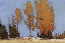 Landscape Artists that inspire