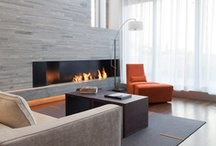 Fireplace Design Ideas / Design and inspiration for designing your fireplace. / by Valor Fireplaces